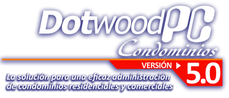 Software Dotwood PC Condominios